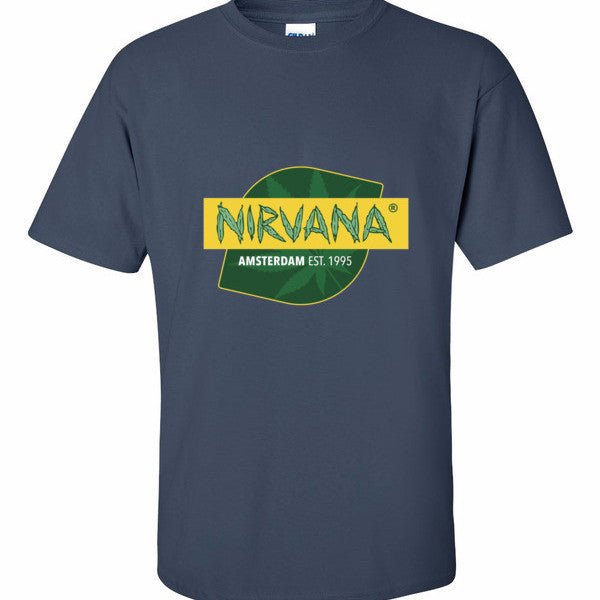 Nirvana short sleeve t-shirt