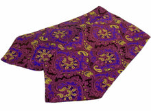 Purple Paisley