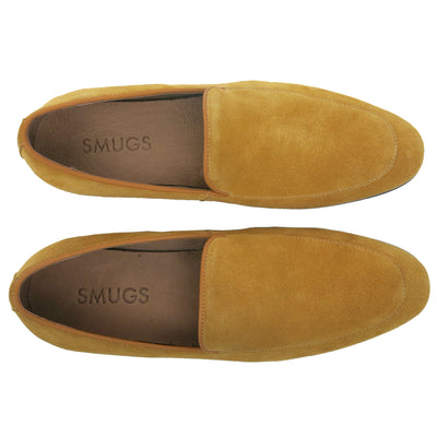 SMUGS Yellow Suede Loafer