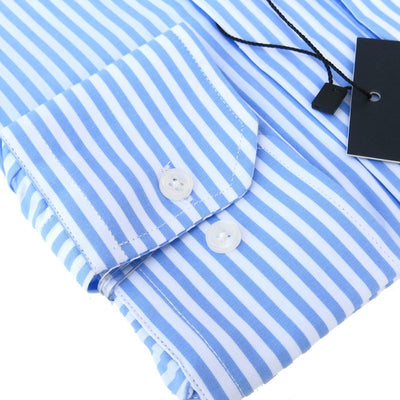 Shirts - Extreme Cutaway Big Stripes Shirt