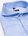 Extreme Cutaway Striped Non-Iron Premium Shirt French Cuff