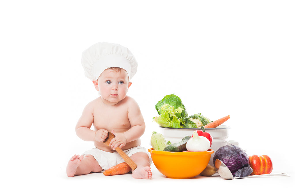 Introducing Solid Foods Part Two: Which Foods to Introduce First