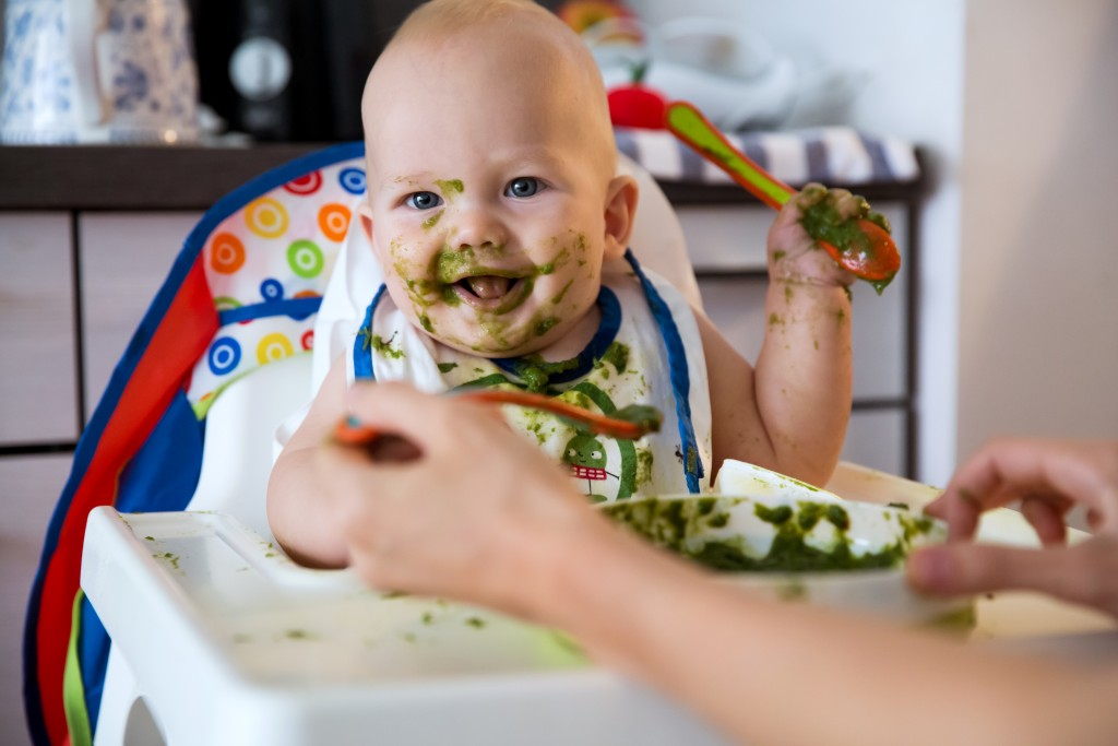 Introducing Solid Foods Part One