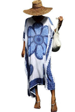 Load image into Gallery viewer, Maxi  Boho Dress, Beach Dress, Kaftan, Mandala (4 Colors)