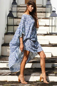 Beach Dress, Cover Up, Kaftan Dress, Turkish Delight