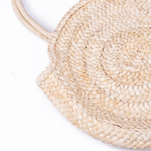 Load image into Gallery viewer, Boho Bag, Woven Straw Round Bag, Jane