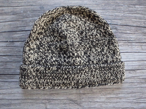 Marbled Cuff Hat
