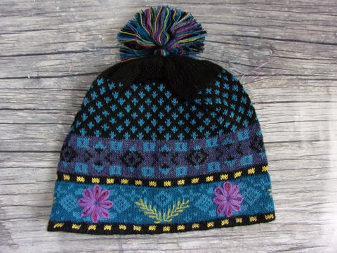 Blue Meadow Hat