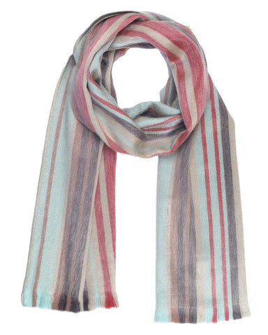 Brushed Scarf - Guava