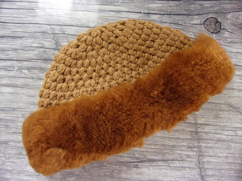Colette Alpaca Hat - by HdF