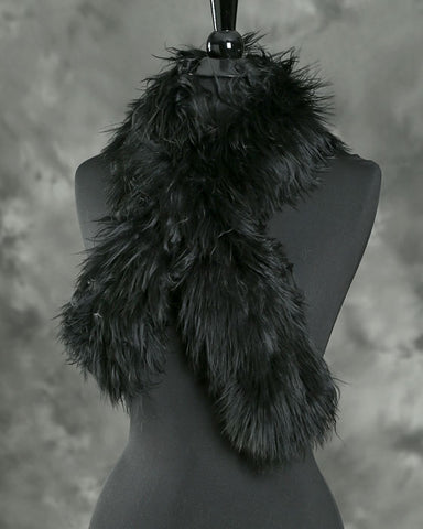 Fur Scarf - Faith - SURI