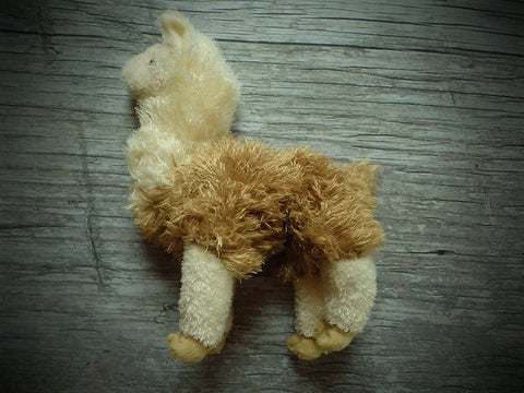 Light Alpaca Toy