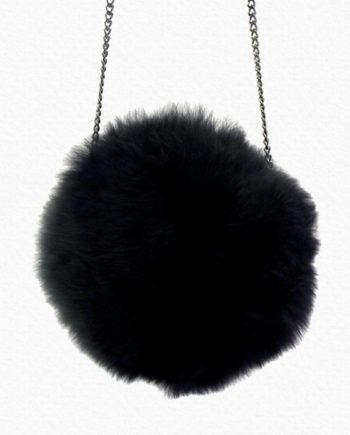 Perky Fur Handbag
