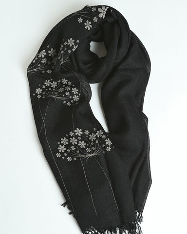 Woven Queen Whisper Scarf - by HdF