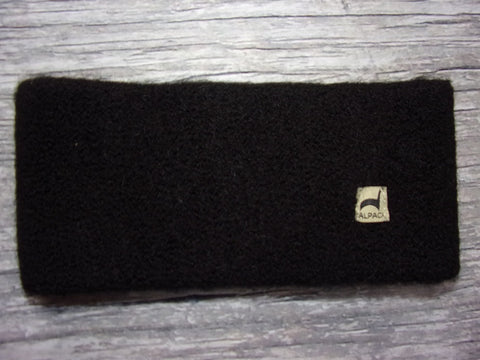 Terry Alpaca Headbands