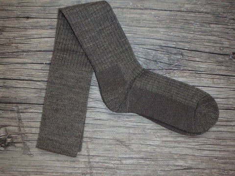 Knee-High Lightweight Alpaca Socks