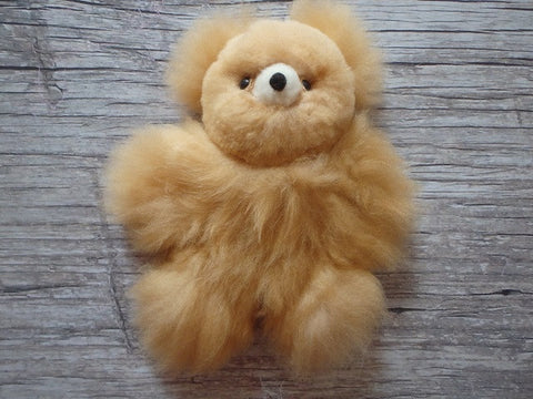 Small Alpaca Teddy Bear