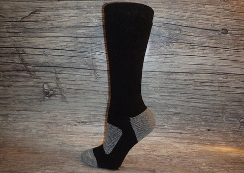 Top Block Hiker Sock