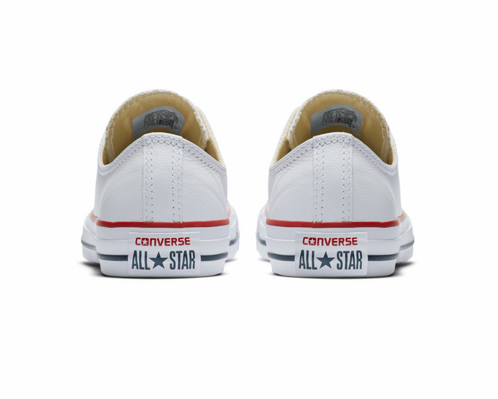 65dc08d28f7d Converse Chuck Taylor All Star OX 132173C Leather Trainers White.  Spellsports · Spellsports. Spellsports. Spellsports
