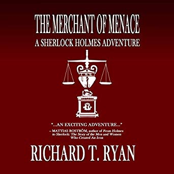 Out on Audio – The Merchant of Menace: A Sherlock Holmes Adventure