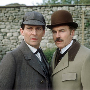 Sherlock Holmes Society of London Reviews - Jeremy Brett Playing A Part