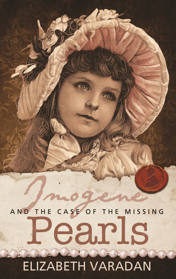 Book Reviews - Imogene and the Case of The Missing Pearls