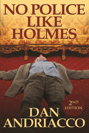 No Police Like Holmes (McCabe and Cody Book 1)