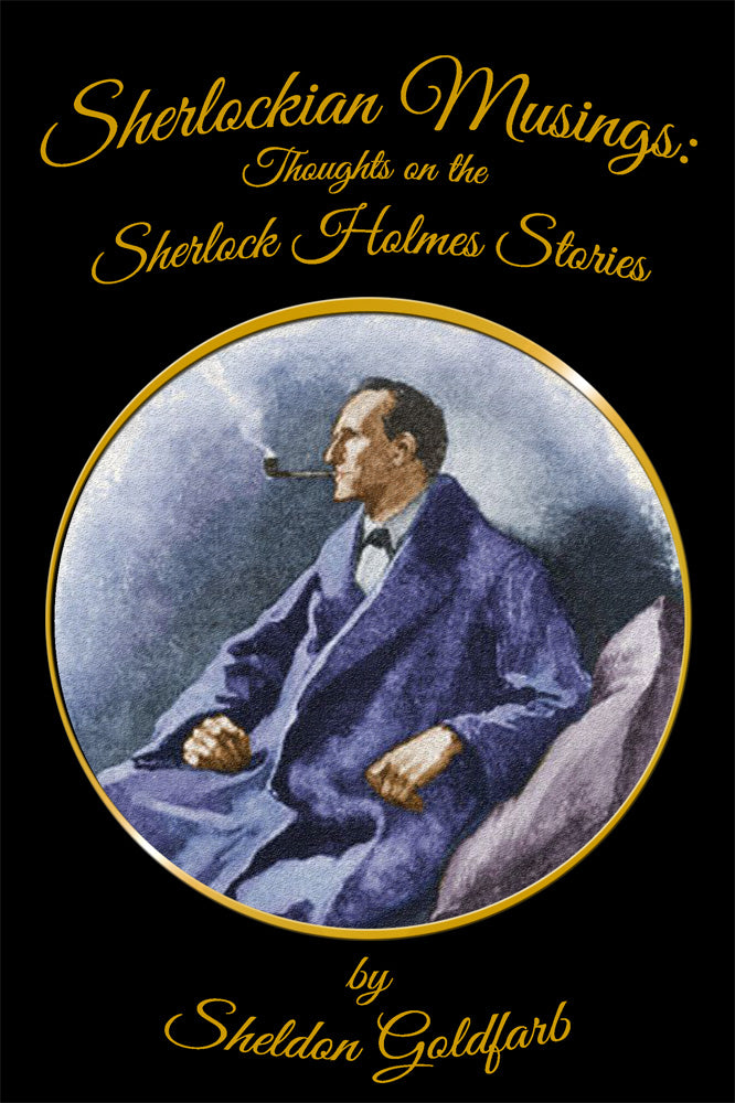 Book Review - Sherlockian Musings
