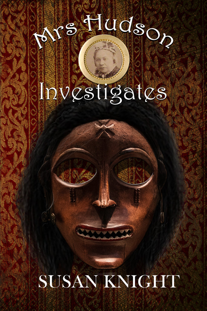 Book Review - Mrs Hudson Investigates