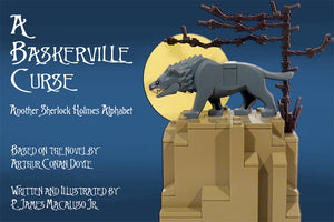 Out today: A Baskerville Curse – Another Sherlock Holmes Alphabet