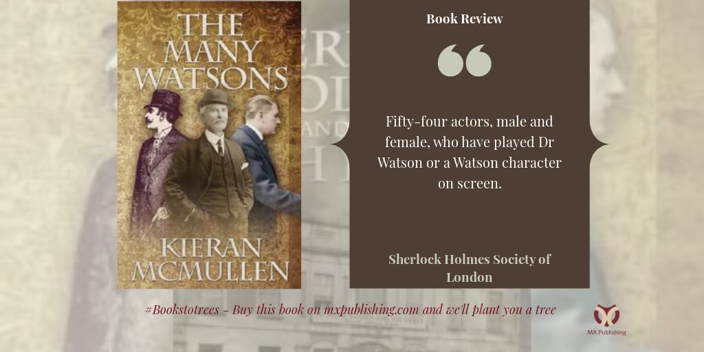 Sherlock Book Review - The Many Watsons