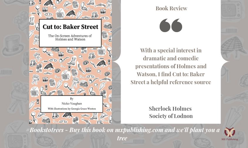 Book Review - Cut To Baker Street