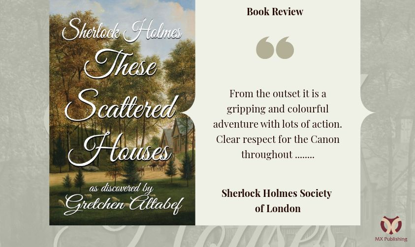 Sherlock Book Review - These Scattered Houses