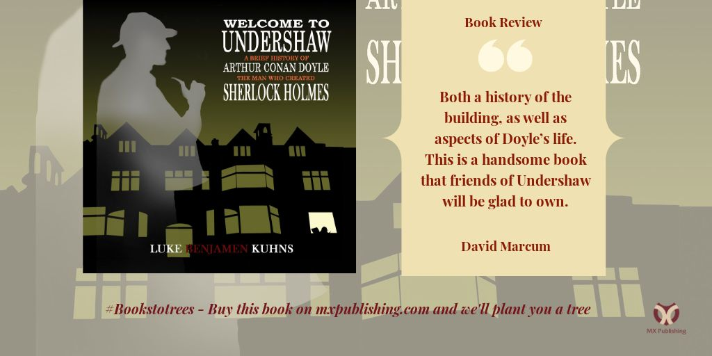 Book Review - Welcome To Undershaw
