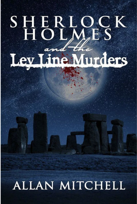 Sherlock Book Review - Sherlock Holmes and The Ley Line Murders
