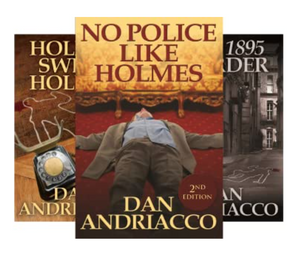 Book Review - No Police Like Holmes