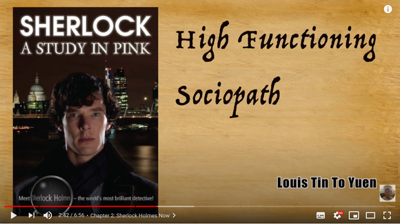 The History of Sherlock Holmes Through The Eyes of a 12 Year Old