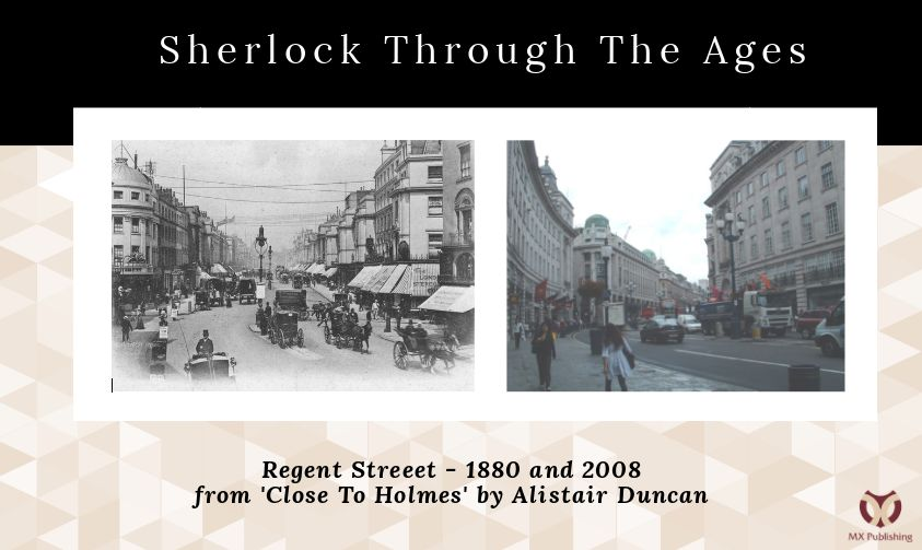Sherlock Through The Ages - Regent Street