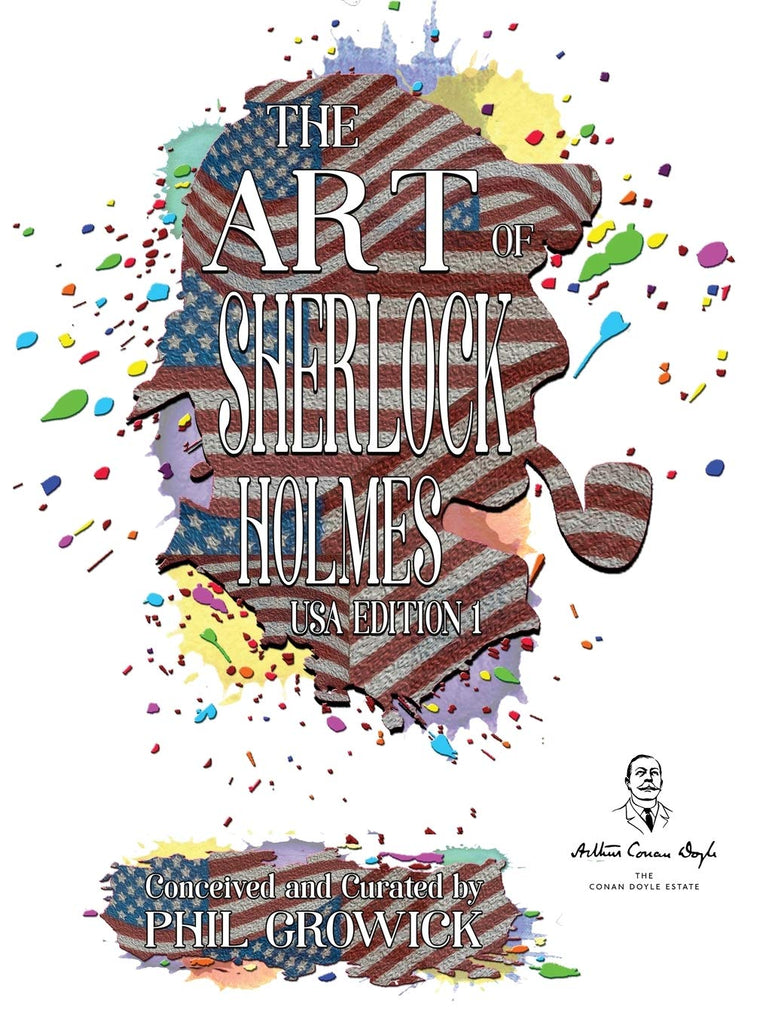 Review of The Art of Sherlock Holmes - USA Edition 1