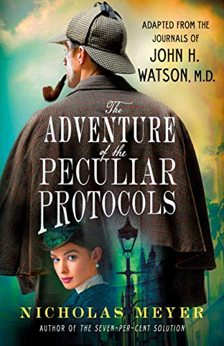 The World's Most Famous Sherlock Holmes Pastiche Writer Is Back