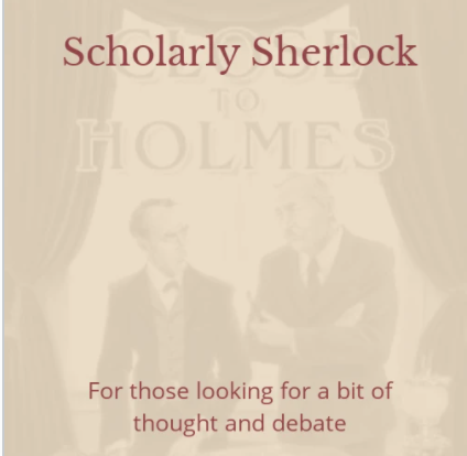 Collection - Scholarly Sherlock