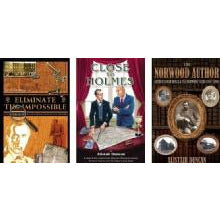 Alistair Duncan Sherlock Holmes Collection - Sherlock Holmes Books