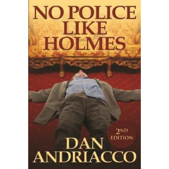 No Police Like Holmes (McCabe and Cody Book 1) 2nd Edition - Sherlock Holmes Books