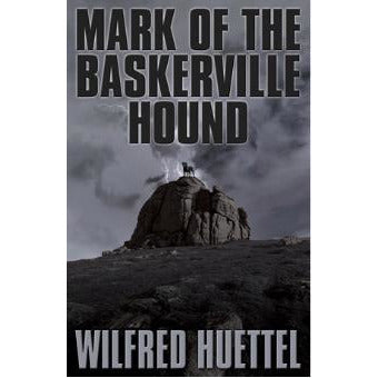 Mark Of The Baskerville Hound - Sherlock Holmes Books