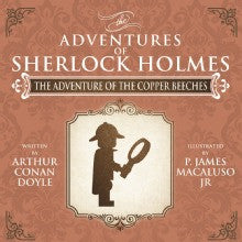 The Adventure of the Copper Beeches - The Adventures of Sherlock Holmes Re-Imagined - Sherlock Holmes Books