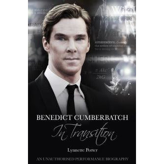 Benedict Cumberbatch, In Transition - Sherlock Holmes Books