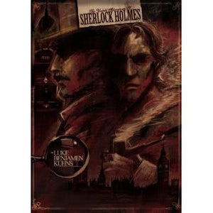 The Untold Adventures of Sherlock Holmes - Sherlock Holmes Books