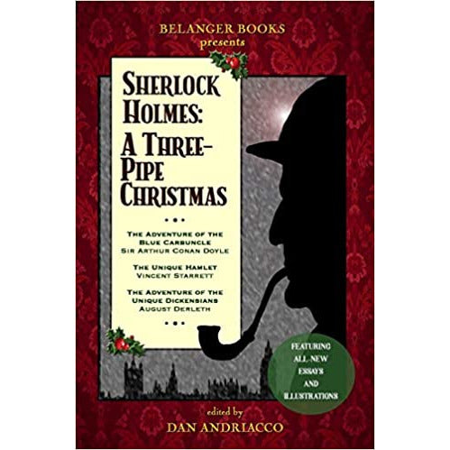 Sherlock Holmes: A Three-Pipe Christmas - Limited Edition Hardcover