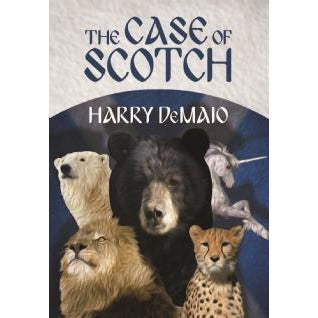 The Case of Scotch - Octavius Bear Book 3 - Sherlock Holmes Books