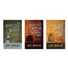 The Detective and The Woman Series - Sherlock Holmes Books